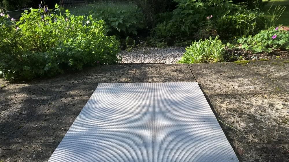 Die Yogamatte