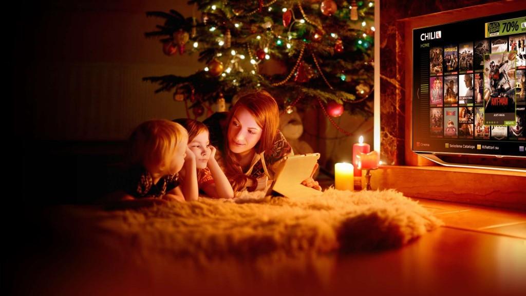 Silvester mit Kindern: Wir gucken Film!